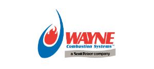Wayne Combustion Logo